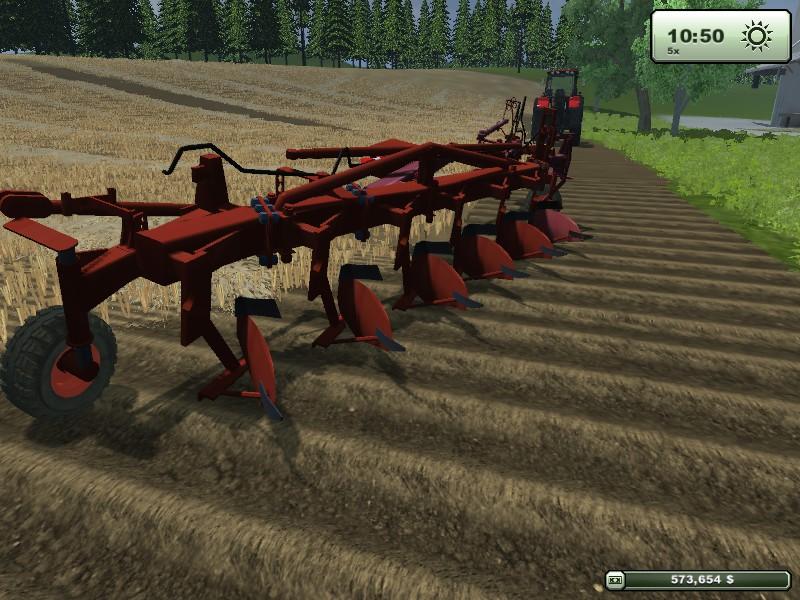 скачать моды для farming simulator 2015 на плуги 9 корпусные