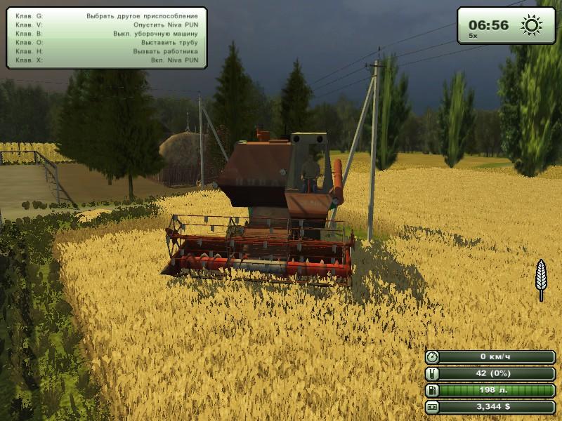 компьютерная игра фермер симулятор