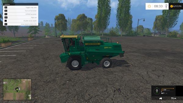 скачать мод дон 1500 для Farming Simulator 2015 - фото 6