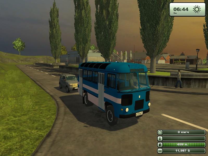 скачать моды на русские машины на Farming Simulator 2013 - фото 7