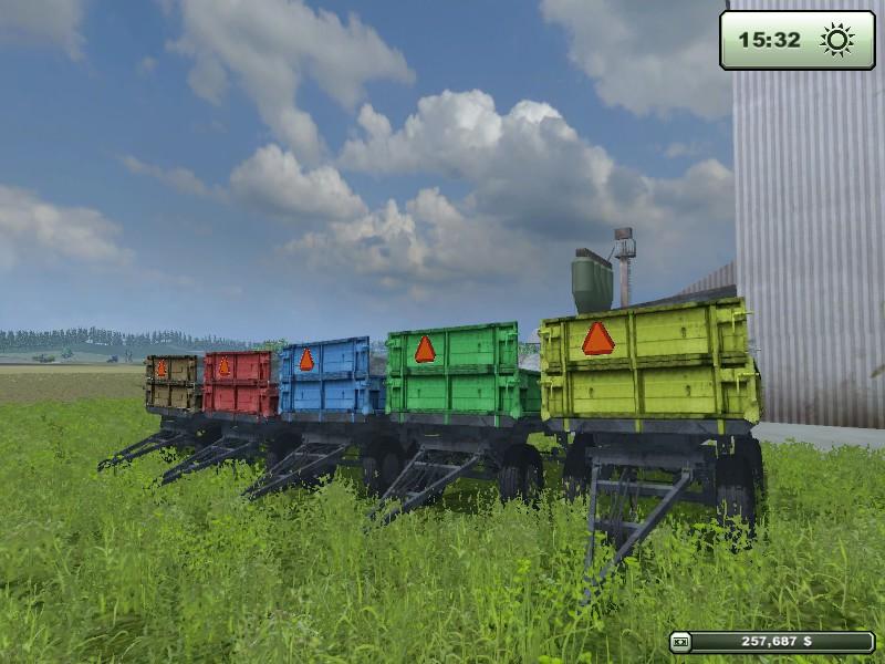 Скачать Мод Джон Дир Для Farming Simulator 2015